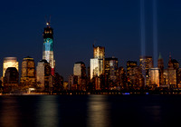 Tribute in Light: 9/11 in NYC
